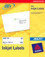 Ink Jet Labels