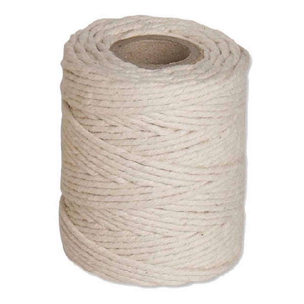 Flexocare White Cotton Twine 125Gms Pk12