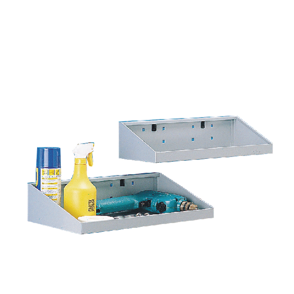 Perfo System Grey Tool 450X170mm Shelf