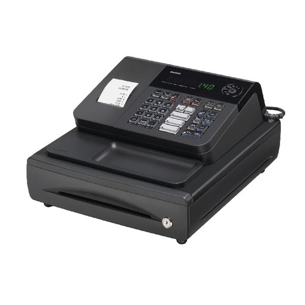 Casio Cash Register Black 140CR