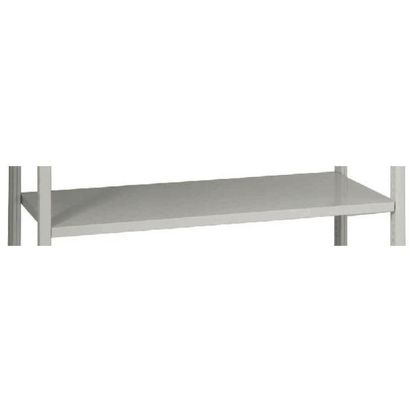 Bisley W1000xD460mm Grey Shelving Shelf