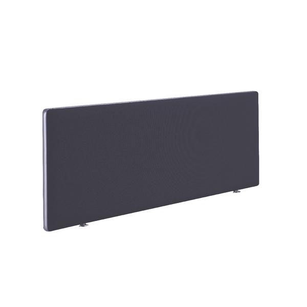Fr First Desk Screen 400Hx1600W Charcoal