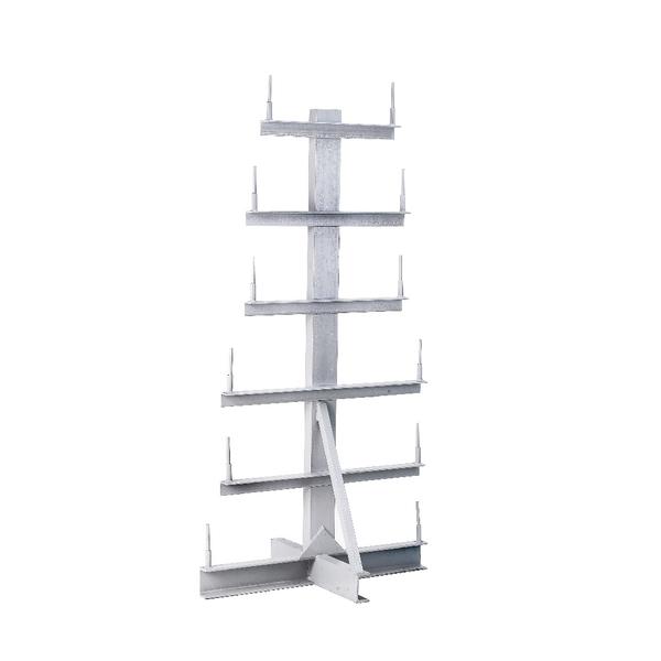 Bar Storage Rack Double Side 350kg /Grey
