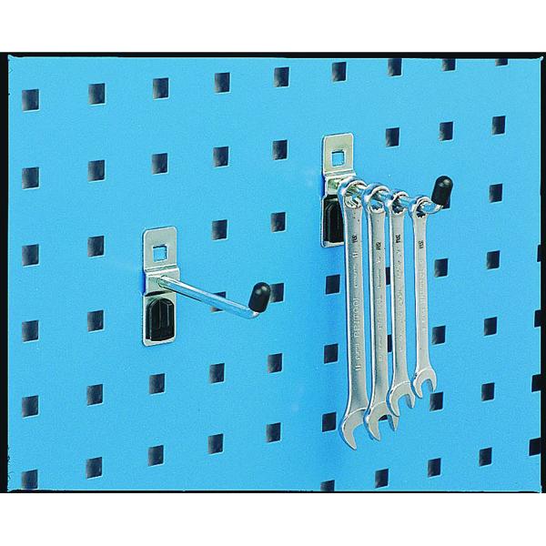 Single Tool Hook 6X25mm Pk5 Zinc 306966