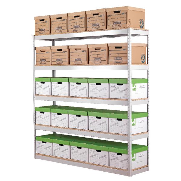 Zamba Stock Archive W1800 Shelving